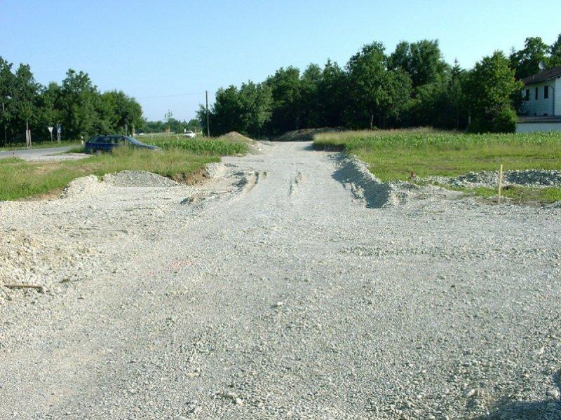 Erschließung Baugebiet 57/2 Rothschwaiger Feldweg in Fürstenfeldbruck