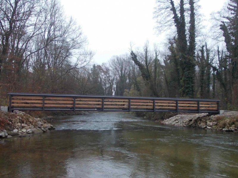 Erneuerung von 8 Brücken im Emmeringer Hölzl (FFH-,…